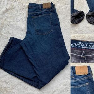 Men's Old Navy The Authentic blue jeans 36X32